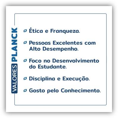 planck valores