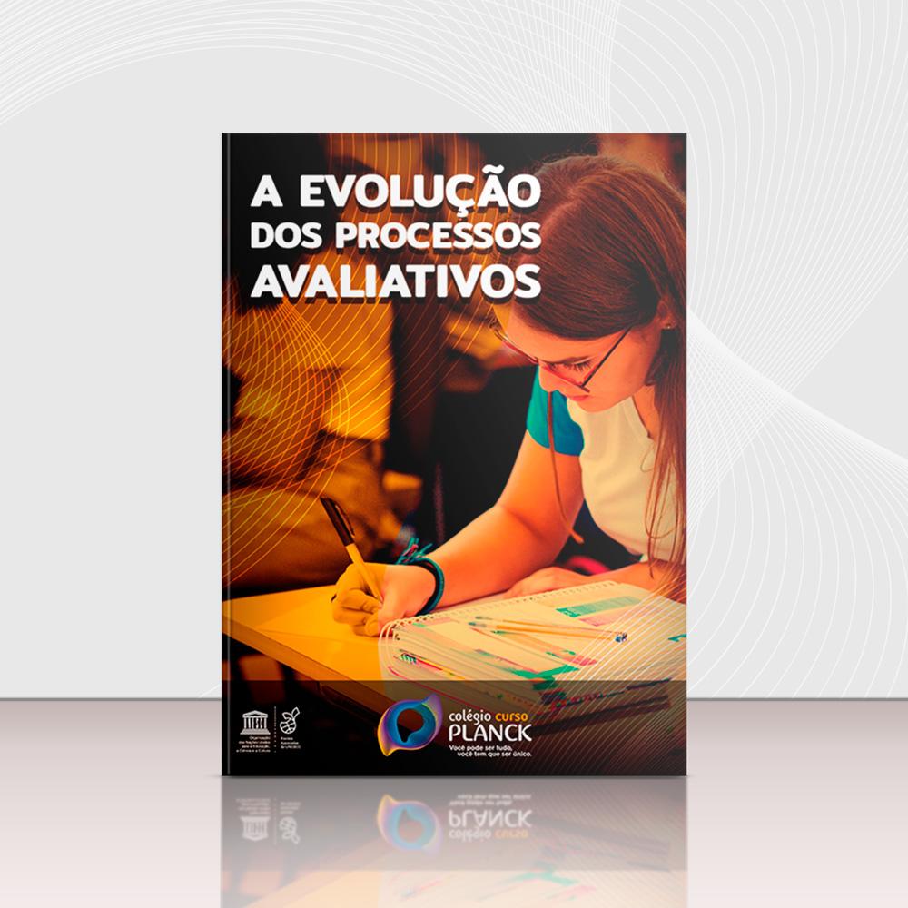 Ebook a evolução dos processos avaliativos