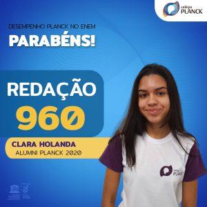 Clara Holanda Henrique
