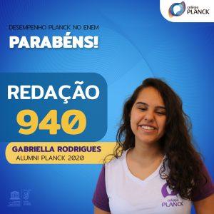 Gabriella Pereira Rodrigues