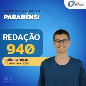 João Pedro Cypriano Patricio